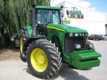 Tracteur John Deere 8520