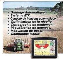 RTK Solutions de guidage