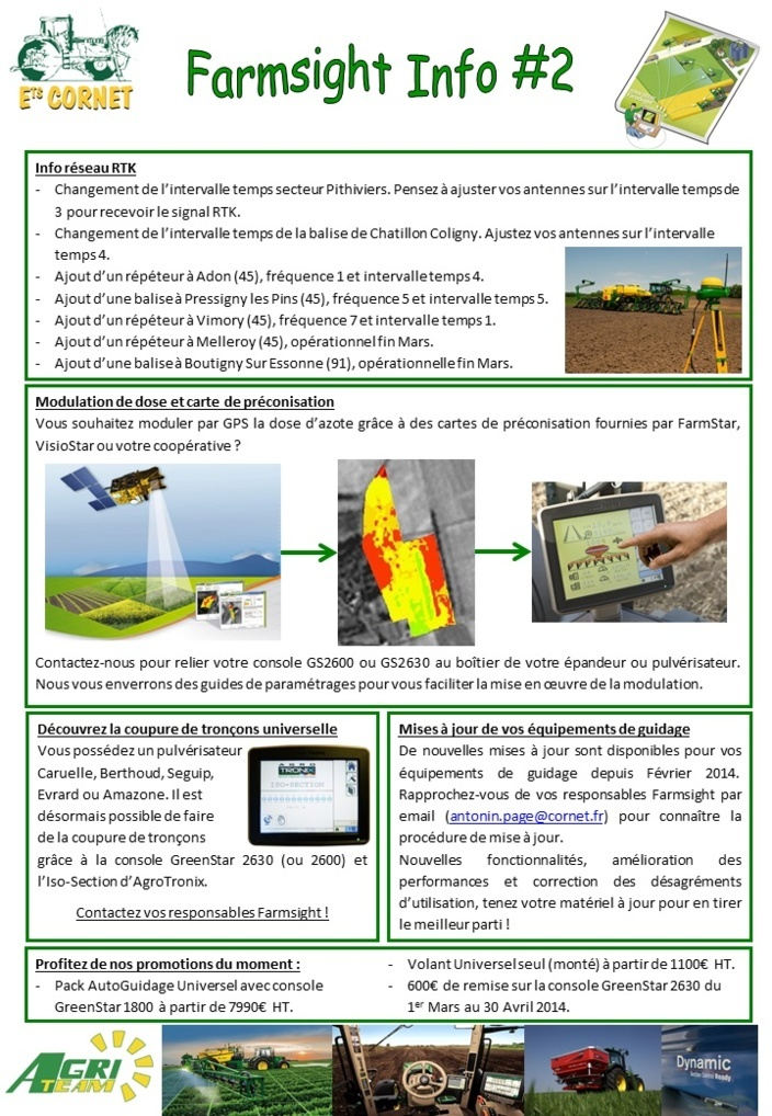 Farmsight info n°2