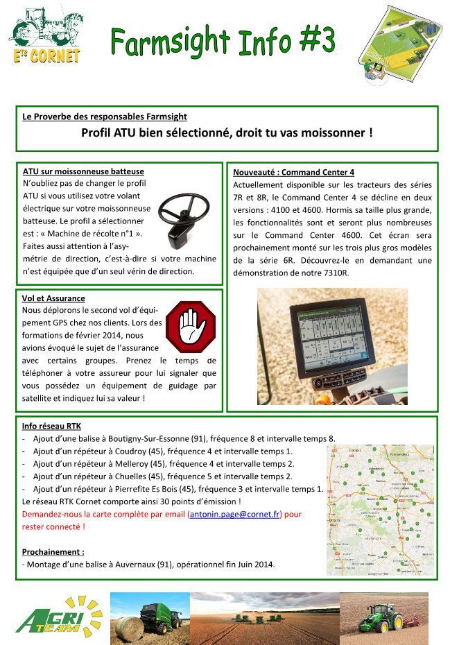 Farmsight  info n°3