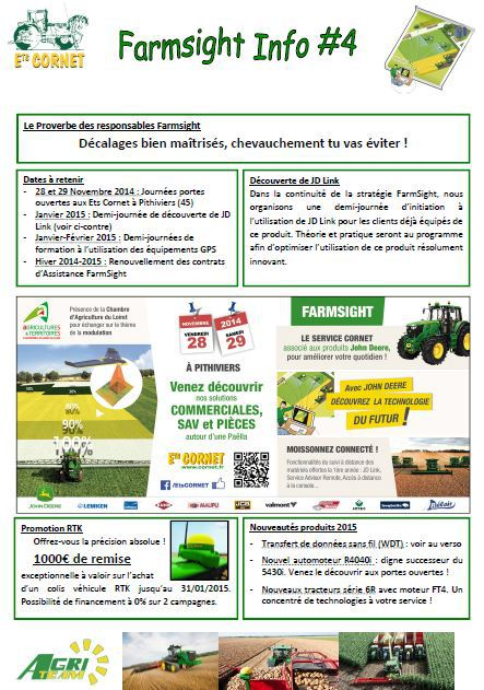 Farmsight  info n°4