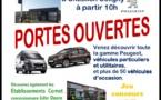 ETS CORNET - Portes Ouvertes 2015 Agence de Chatillon Coligny