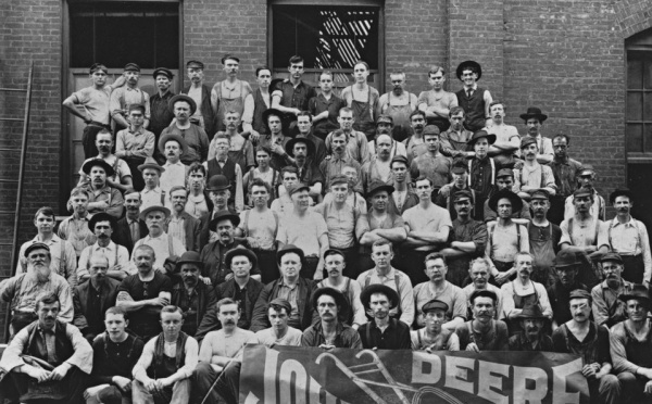 John Deere 175 années