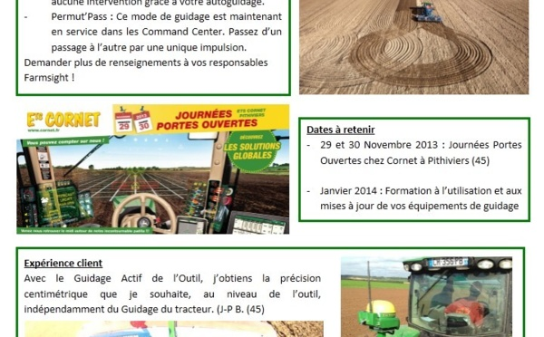 Farmsight info n°1