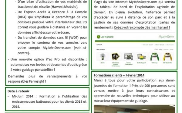 Farmsight info n°2
