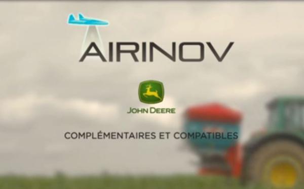 Air Innov et John Deere