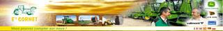 """""""Ets Cornet OFFICIAL SITE -Tracteur occasion - John Deere - Tracteur, Materiel agricole, moissonneuse, pulverisation, irrigation"""""""
